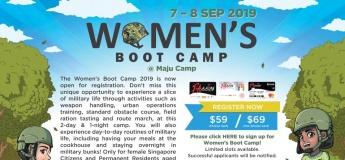 Women's Boot Camp