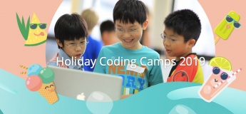 Holiday Coding Camps (June to August)