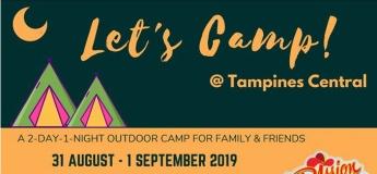 Let's Camp @ Tampines Central