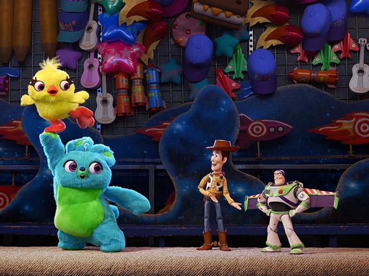 Disney/Pixar`s Toy Story 4@Shaw Theatres Lido