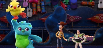 Disney/Pixar`s Toy Story 4@Shaw Theatres Waterway Point
