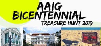 AAIG Bicentennial Treasure Hunt 2019
