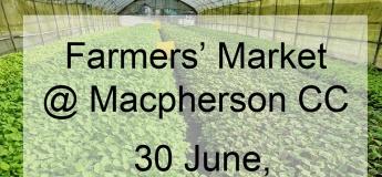 Farmers' Market@Macpherson CC