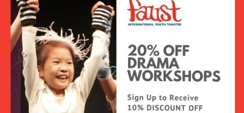 Term 2 of Faust Drama Workshops