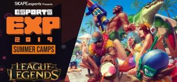 League Of Legends Summer Camp