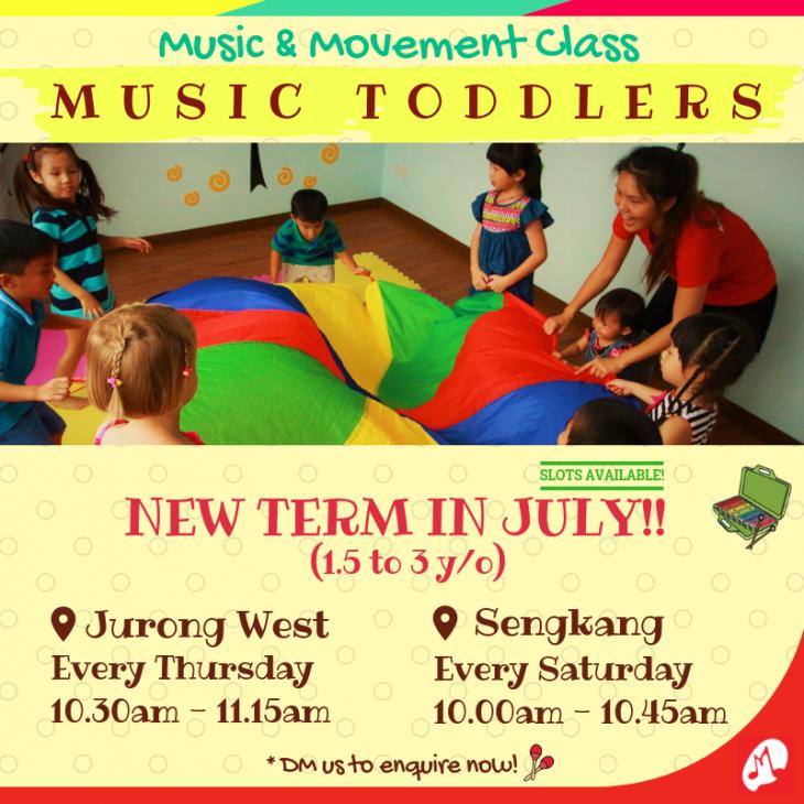 Music & Movement Class