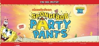 SpongeBob Party Pants at OTH