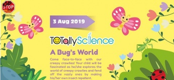 TOTally Science: A Bug's World