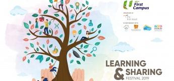 Learning & Sharing Festival 2019
