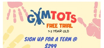 Gymtots Free Trial