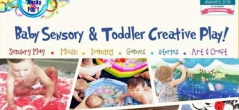 Baby Sensory & Toddler Creative Play