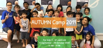 Autumn Camp 2019 @ Newton Show