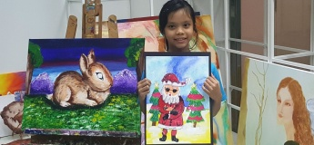 Budding Artists Program @ Little Artists