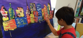 Junior Picasso @Little Artists