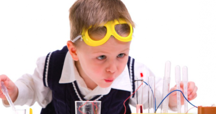 STEM for Preschoolers: Mad Scientist Lab (3 Years & Up)