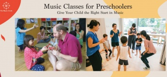 Trial Classes for our Early Childhood Music Programme