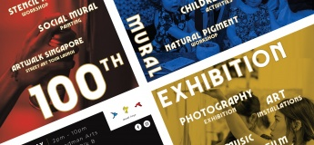 100th Mural Exhibition