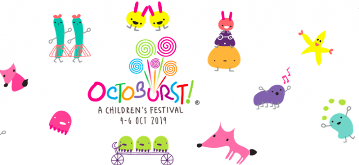 Octoburst! 2019 – A Children's Festival