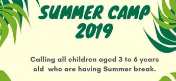 Summer Camp 2019 @ Our Music Studio