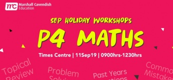 MATHS YEAR-END REVISION WORKSHOP 2019 (P4)