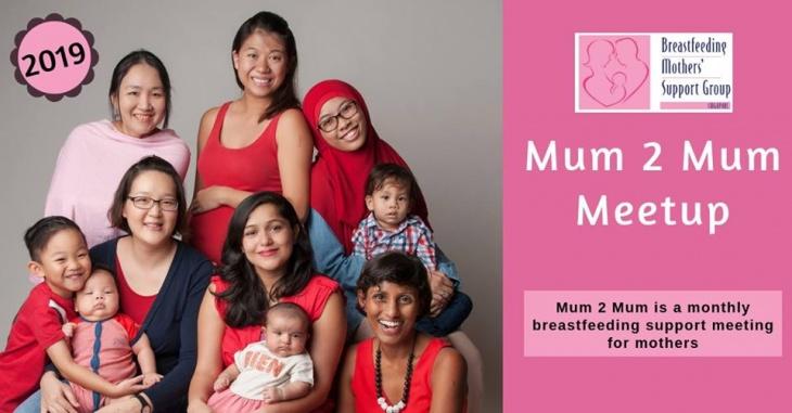 BMSG 15 Aug 2019 Mum 2 Mum Meetup
