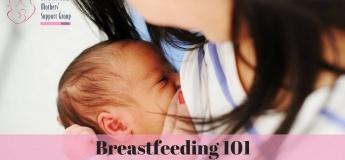 12 October 2019 Intake - Breastfeeding 101