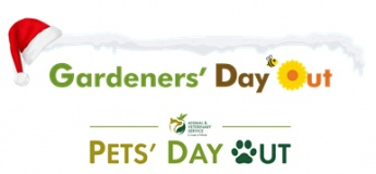 Gardeners' Day Out and Pets' Day Out