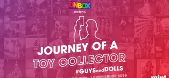 UNBOX - Journey of a Toy Collector #GUYSandDOLLS