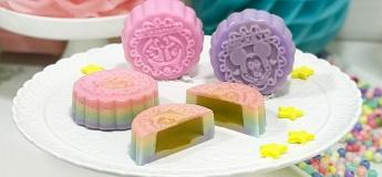 [Junior Gourmet] Lychee Jelly Mooncakes