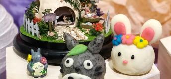 [Junior Gourmet] Lotus Snowskin 3D Moooncakes