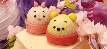 [Junior Gourmet] Tsum Tsum Flaky mooncakes