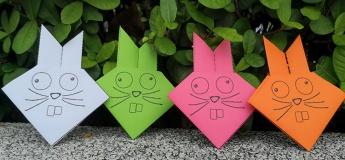 Craft Activity: Bunny celebrates the Mid-Autumn at PLAYbox!