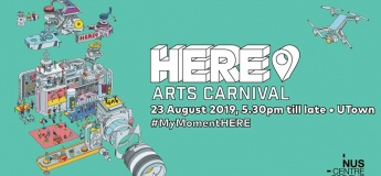 HERE Arts Carnival 2019