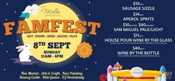 FamFest Cafe Melba Goodman Mid Autumn Festival
