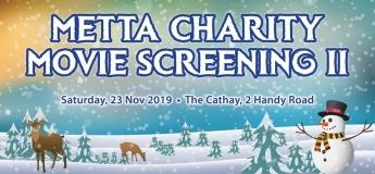 Metta Charity Movie Screening II