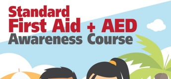 Standard First Aid and AED Awareness Course