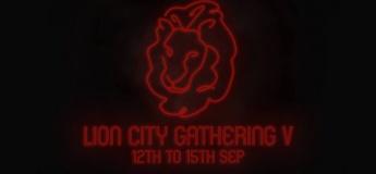 Lion City Gathering V // LCG 2019