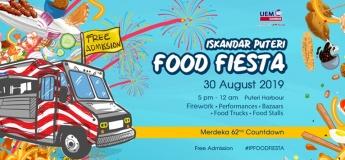 Iskandar Puteri Food Fiesta