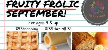 Fruity Frolic September