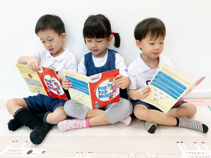 Pre-Opening Promotions: GUG Preschool @ Katong