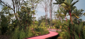 Mid-Autumn Festival @ Jurong Lake Gardens