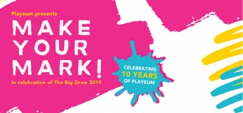 Make Your Mark! In celebration of The Big Draw 2019