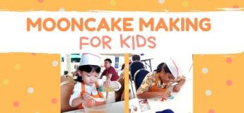 Mooncake Making Workshop at HomeTeamNS @ Bukit Batok