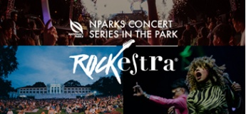 NParks Concert Series in the Park: Rockestra® @ Empress Lawn