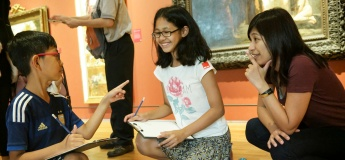 Family Art Workshop: Recreate A Painting in Diorama