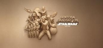 Sentosa Sandsation: Star Wars Edition