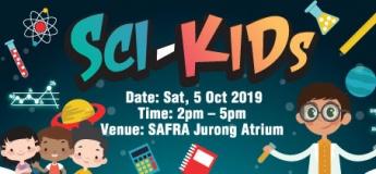 Sci-Kids @ SAFRA Jurong