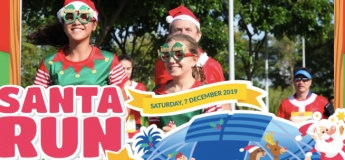 Santa Run for Wishes 2019