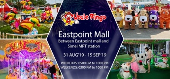 Uncle Ringo is going to Eastpoint Mall