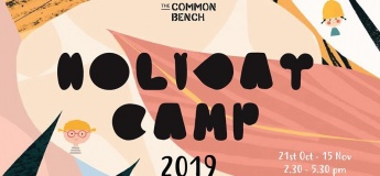 Holiday Camp @ The Common Bench